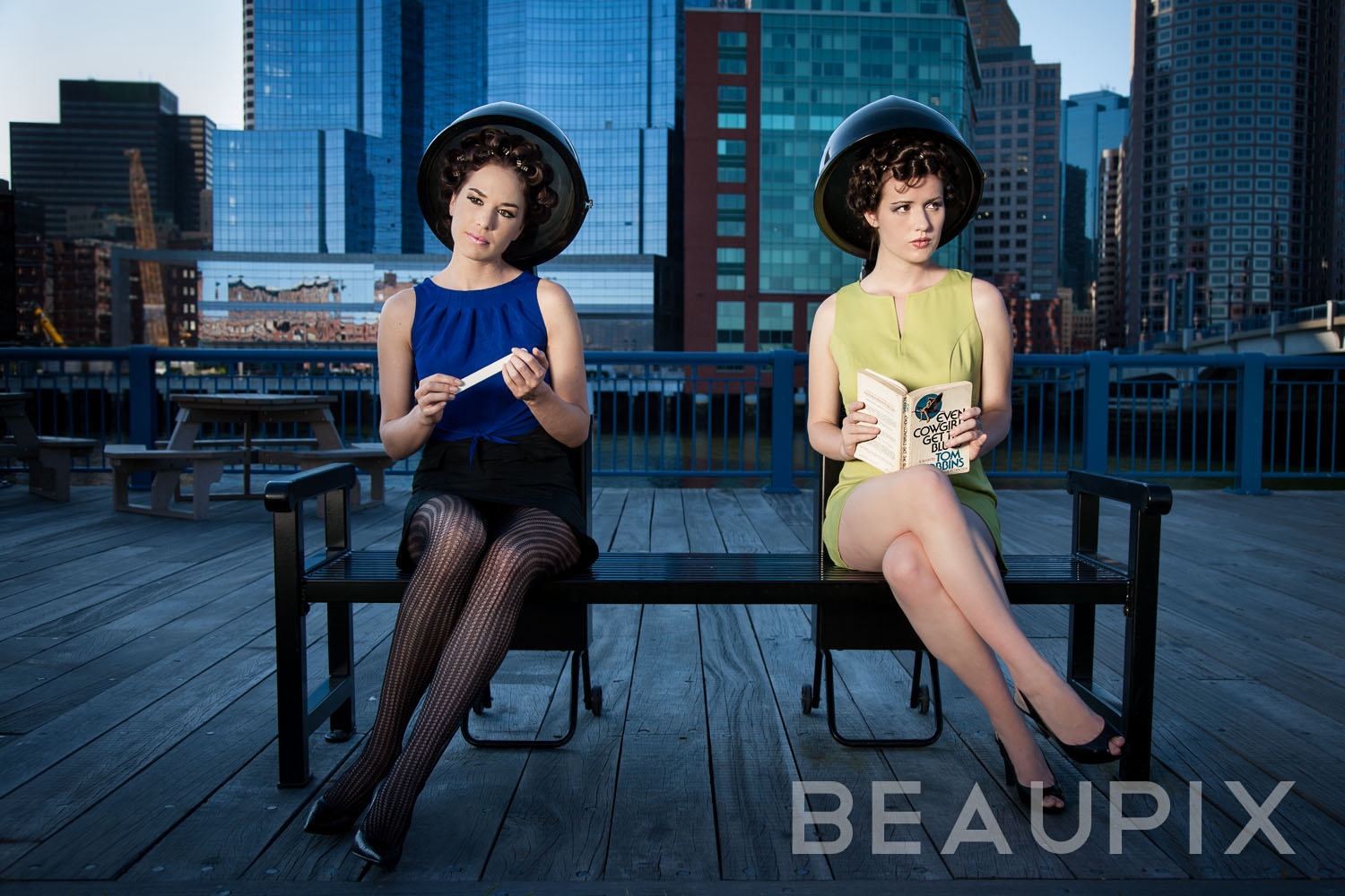 BEAUPIX Creative photographer Ryuji Suzuki for commercial work in Boston