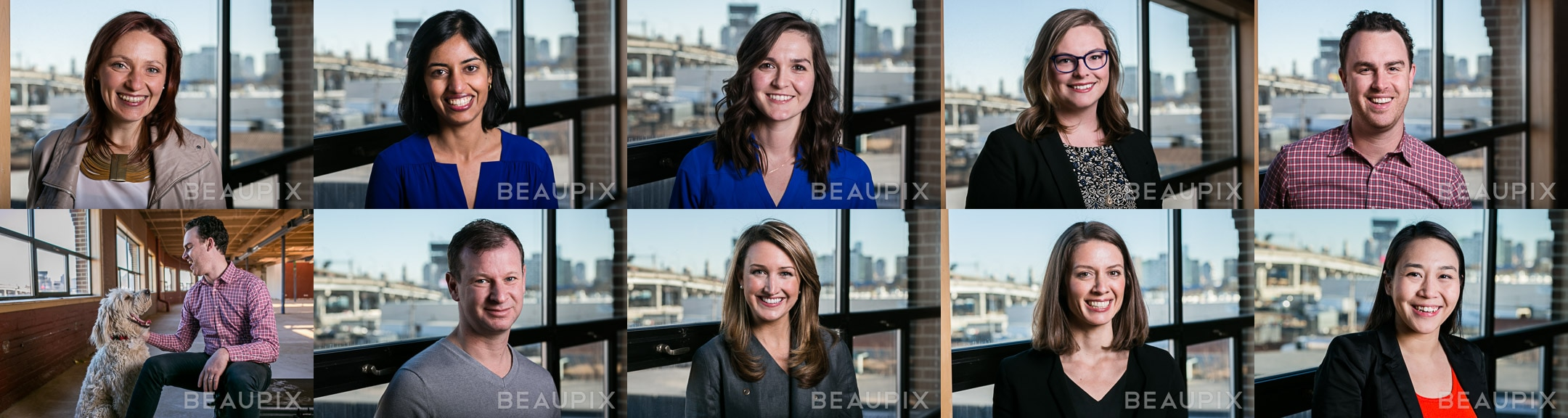 Boston corporate photographer for executive headshots