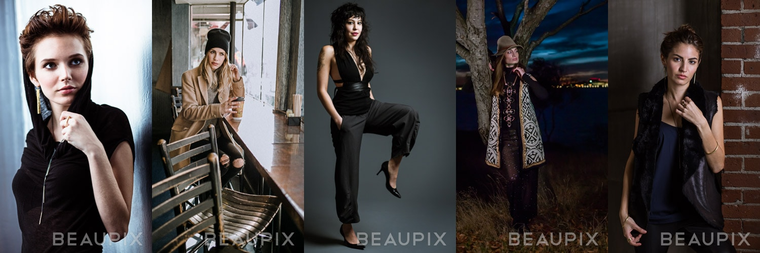 Boston fashion photographer Ryuji Suzuki of BEAUPIX: editorial, advertising and lookbook