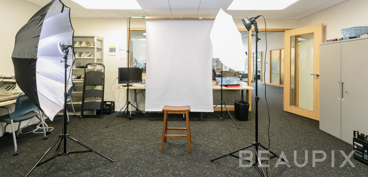 Boston photographer for executive headshots on-site