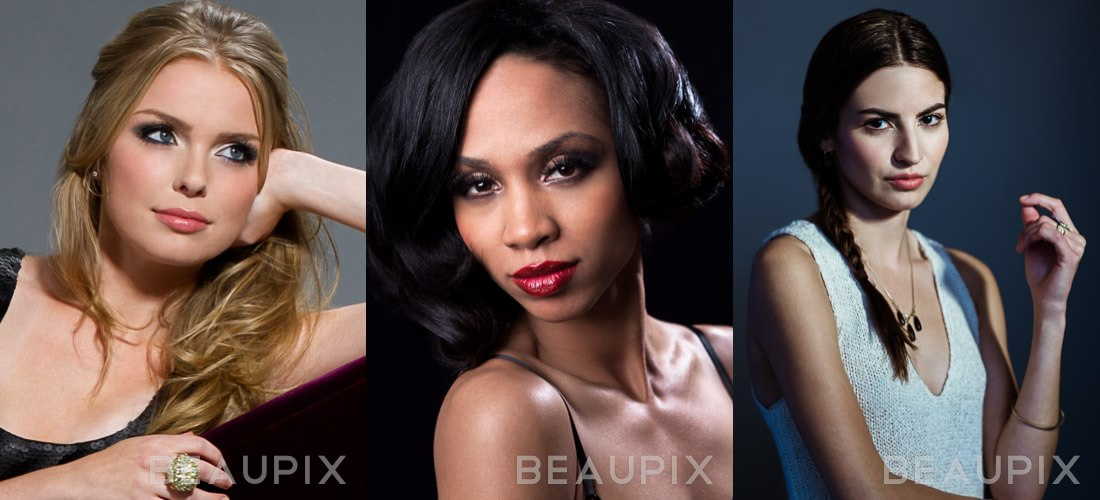Headshot Beauty Fashion Magazine Retouching by Boston Photographer