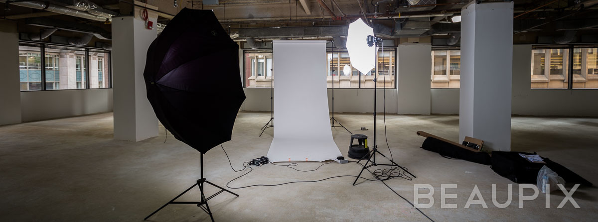 Boston Photographer shoots corporate headshots on-site, location